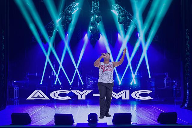 ACY - MC Reggaeton Sänger